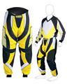 venta al por mayor de encargo de sublimación de los niños ropa de motocross