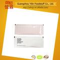 5g de fabricación china blanco refinado de azúcar granulada para sobres de té con certificados haccp y la iso