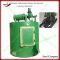 horno de carbón vegetal para la fabricación de carbón vegetal