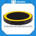 china 2014 venta al por mayor de alta calidad mini inalámbrico qi del circuito del cargador para samsung galaxy s4