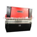 Hidráulico placa de freno de la prensa wc67y-160t/3200 de acrílico de la máquina de flexión