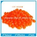 etiqueta privada disponibles beta caroteno suave cápsula