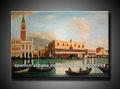 clásico edificio venecia pintura al óleo con el mejor precio