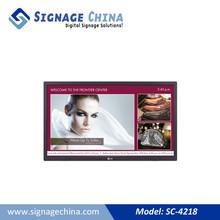 publicidad en pantallas para tiendas promocion