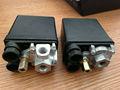 compresor de aire delinterruptor de presión