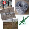 De alta calidad con precio bajo de alta resistencia a la tracción de púas de alambre de hierro( iso fábrica)