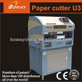 para los lados 3 cortador de papel del fabricante de china de fábrica boway rotary trimmer