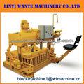 WT6-30 la puesta de huevos de la máquina de bloques de hormigón