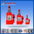 hecho en china botella telescópico gato hidráulico