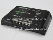pwm controlador de carga solar 20a