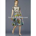 Hot Fashion desmontable Fancy Jean chicas en faldas cortas