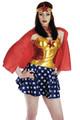 Super-herói l15133 traje