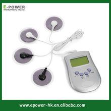 electrónico de masaje y esterasdecoches 4 masaje almohadillas