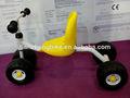 Cuatro ruedas juguetes de los niños suir para 2-6 años las niñas o niños populares bicicletas para niños juguetes de los niños