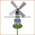 petit jardin moulins à vent