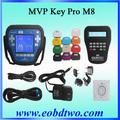 transpondedor llave de programación de la máquina mvp pro clave m8 programador poderoso que t300 y sbb clave del programador