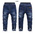 2014 el último de los niños pantalones vaqueros pantalones de los niños