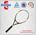 Personalizado& divertido suave de carbono raqueta de tenis