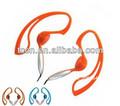 El oído - colgar estilo mp3 tapón