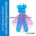 Nuevos diseños de vestidos infantiles de princesas para Halloween 2013