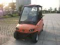 Mini eléctrico de coches fabricados en china 48v 4kw con aprobado por la cee dg-lsv2