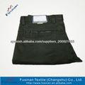 100% pantalones de algodón de los hombres