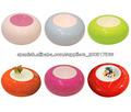 tabla de té moderna de vidrio de fibra de vidrio JH-009