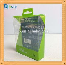 Ventas al por mayor de china caja transparente, de acetato transparente de plástico caja de embalaje