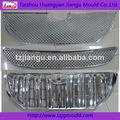 la fabricación de moldes de coches para la rejilla frontal cromada