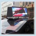 el led inalámbrico 3g systerm de taxi led signo módulo