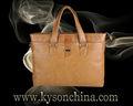 elegante de cuero bolsos del ordenador portátil de guangzhou venta al por mayor