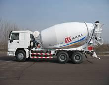 Chine célèbre marque camión mezclador de concreto