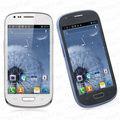 Mini S4 Dual Core teléfono androide MTK6577 3G WCDMA GPS WIFI 4GB