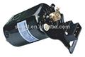 120w hogar máquina de coser del motor de coser doméstica con motor eléctrico abierto/estrecha tipo de controlador