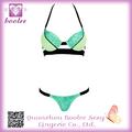 2014 Moda Nueva llegada de la mujer sexy bikini conjunto NEÓN PP4311