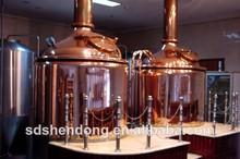 Equipo de elaboración de la cerveza,kit de fabricación de la cerveza de la cervecería pub