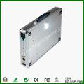 15w ultra- delgado portátil solar de generación de electricidad del sistema para al aire libre y el hogar