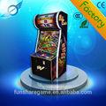 Funciona con monedas de la lotería puzzles/rompecabezas juego de la diversión los niños máquina de juego de la máquina