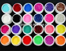 buena calidad profesional salón de uñas accesorios de gel uv para uñas de arte