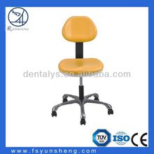 dental de la fábrica de suministro de equipo médico y dental de sillas taburete