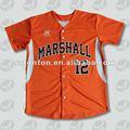 de alta calidad de béisbol y softbol uniformes