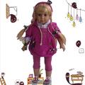 muñecas lindas para la venta, juguete muñeca de dibujos animados lindos ojos grandes