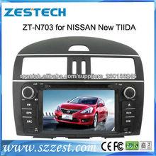 ... Nissan New Tiida con- en la navegación gps bluetooth radio agenda TV