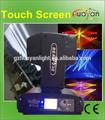 la pantalla táctil del haz de cabeza móvil de luz 200w 5r haz de movimiento dj luces led para la noche de los clubes