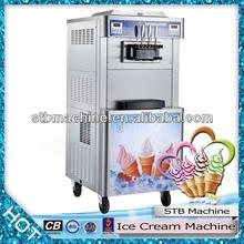 fábrica de precio barato de descuento ice cream maker para uso comercial