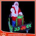 trineo ciervos 2014 adornos navideños