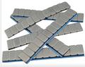 100 x 60g adesivo chumbo vara em pesos da roda equilíbrio de carros premium produto