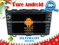 Puro Android 4.2 PARA Honda old CRV(2007-2011) coche DVD GPS con pantalla capacitiva Multi Touch, 1GHz de doble núcleo