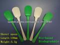 Biodegradable desechable helado pala cuchara cuchara de plástico