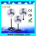 alta velocidad de aire de gran potencia del ventilador de refrigeración industrial